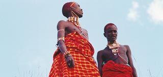 The people of North Kenya